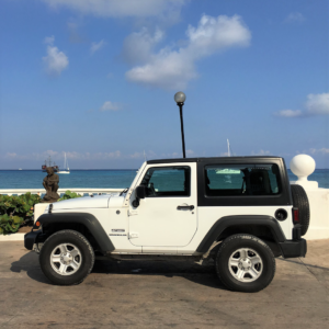 Hardtop Jeep, 2 door, std.