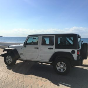 Hardtop Jeep, 4door, aut.