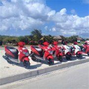 Scooter -Honda Dio
